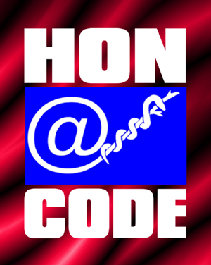 Health on the Net HON Code seal